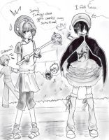 CardCaptor Toph? by DarkHalo4321