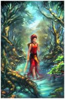 In_the_forest by dothaithanh