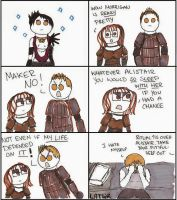 Dragon Age Origins: Be Careful What You Say by DivaXenia