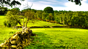 HDR Derbyshire edit by xCustomGraphix