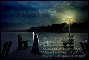 The Soft Sounds Of Night by Pwincessnaveera