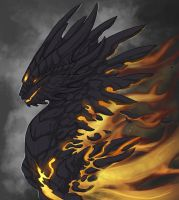 Born of Fire by Adalfyre