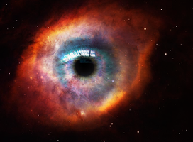 Eye Of God by AkaCirce