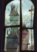 WINDOW TO SOMEWHERE by j-man2012