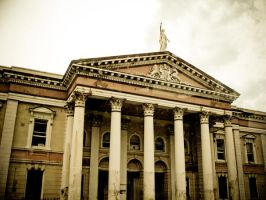 The old courthouse, Belfast. by slcrawford