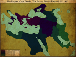 The Empire of the Greeks by Kurarun