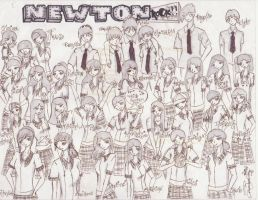 section newton batch 2007-2008 by pyra27