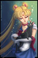 Sailor Moon by sketchrosa