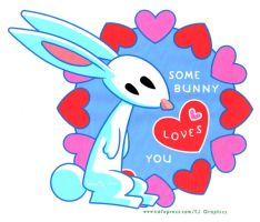 Some Bunny Loves You by EJJS