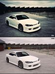 Nissan S15 Photo Edit by musicnation