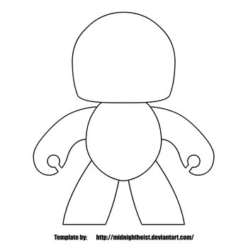 Mighty Muggs Template by midnightheist