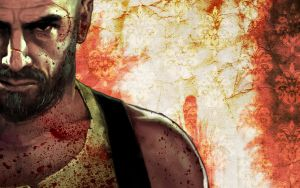 Max Payne Wallpaper by Shenkal