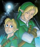 Link Between Time by angelwingkitty