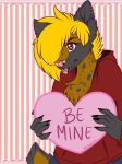 Be Mine by AliceAlexia