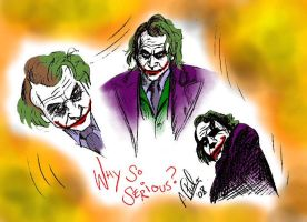 why so serious? by IronOutlaw56