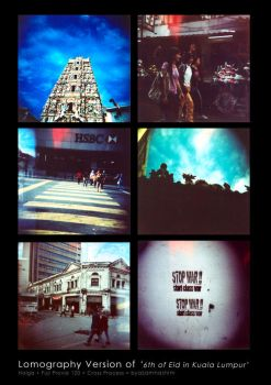 Lomography: 5th by an-urb