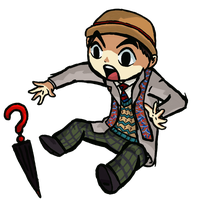 Wind Waker Seventh Doctor by IronManWristwatch