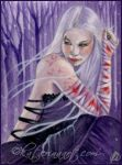 Lady Fanhir A moment of peace by Katerina-Art