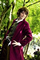 The Hobbit - Bilbo Baggins Cosplay - Burglar by Murdoc-lein