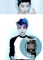 Tamad Edit- SehunxChanyeol by EugineNisperos