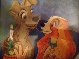Lady and The Tramp by TallyCrusher