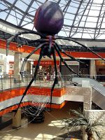 attack of the giant spider by Su58
