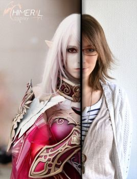 COVER Aion cosplay VS reality by Chimeral-CosplayArt