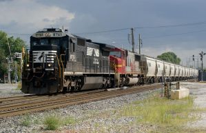 NS 36J on the move by JamesT4