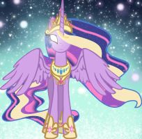 Princess Twilight NEW generation by HannahTheArtistic