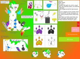 D9 reff sheet by Feline-Basilisk