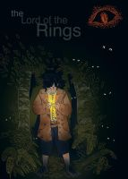Book Covers- The Lord of the Rings by MuZzling