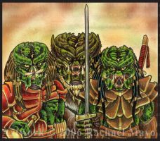 Predator: Band of Brothers col by rachaelm5
