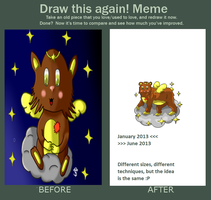 Draw this Again by Locomatic