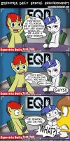 Comic Announcement- EqD Music by Acesential