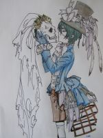 Ciel with a Skull 2 by SebbyFan