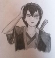 Prince Zuko by crystalbluedisguise