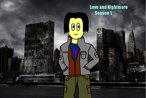 Love and Nightmare season 1 cover by TheAdamBryant