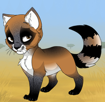 Adoptable Number Four - CLOSED by IriisKitty