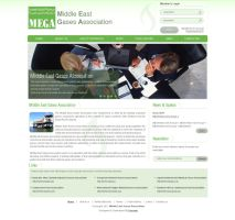 Middle East Gases Association by 82webmaster