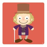 wonka by striffle