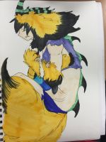 Gentle Protector CONTEST ENTRY by The-Lonely-Child
