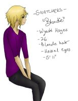 Blondie-CharacterPage -SNATCHERS- by KayKatastr0phe