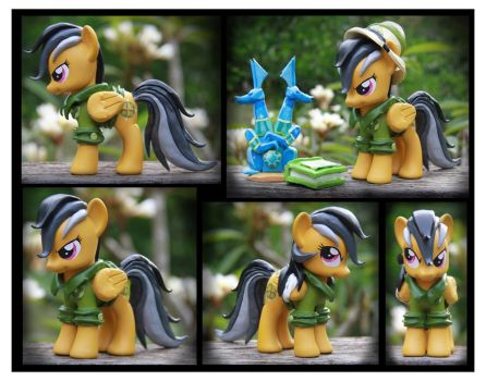Trade: Daring Do Fashion Style Custom by Nazegoreng