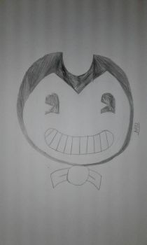 BATIM - Bendy drawing by NTD-Secondary