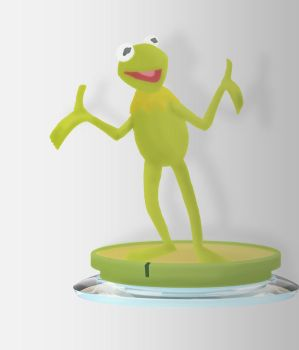 Infinitised Kermit 2 by DarylT