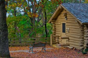 Cabin in the Woods by SarahRose