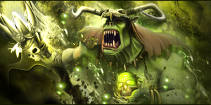 ogre rage by cliffbuck
