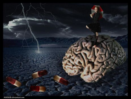 Drama in My Brain by HellcElle