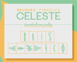 Celeste - .Abr by Ihavethedreamersdise