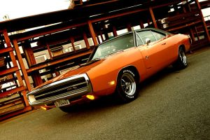 Dodge Charger RT SE 4 by kristoao